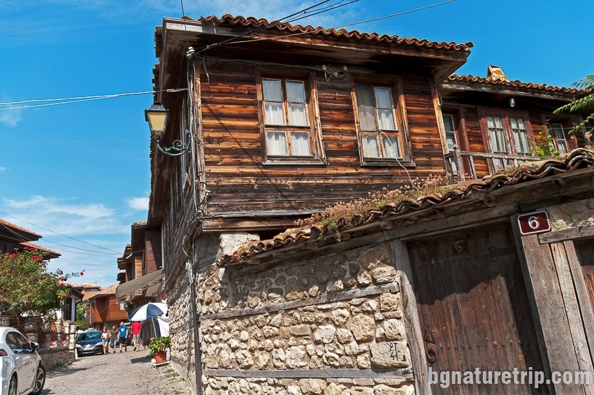Old house in Nessebar