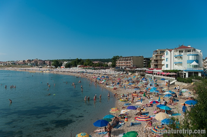 The Harmani Beach, Sozopol